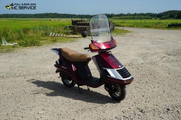 Honda Spacey - Retro